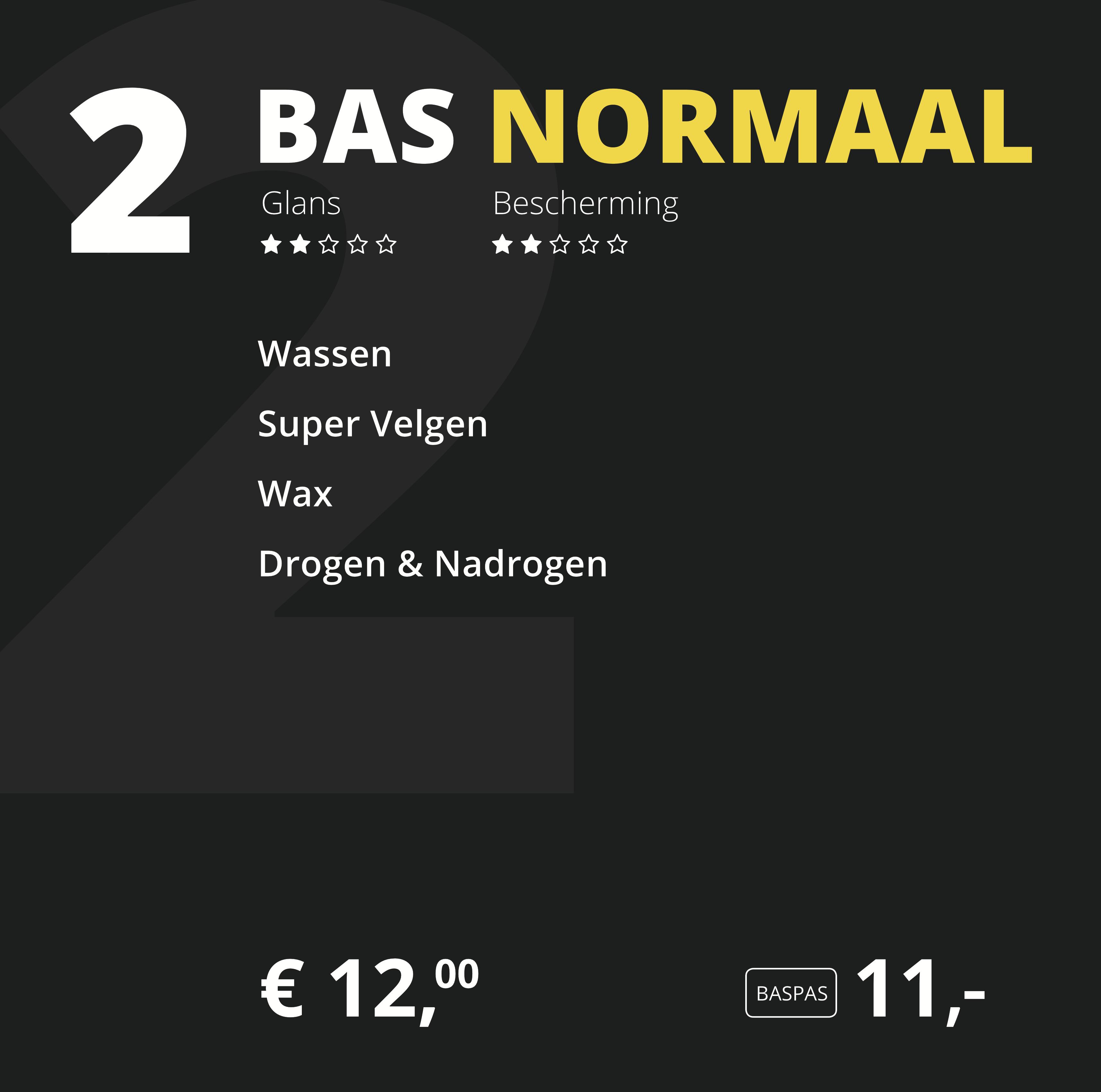 BasAutowas-Programma-2-Bas-Normaal